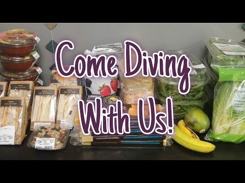 Come Diving With Us | $100 of Cheese??