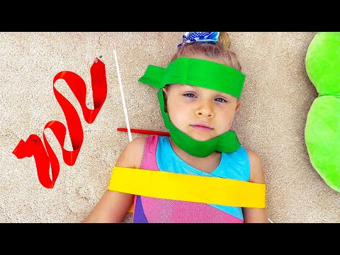 Diana wants to play Sports & other fun stories by Kids Diana Show
