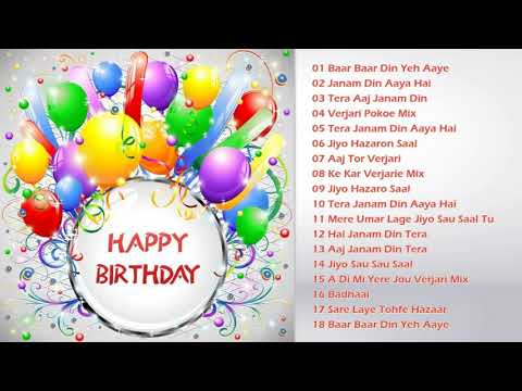 Happy Birthday | Local Birthday Songs | Oemar | Faziel | Mr Black & Others | Jukebox | 2018