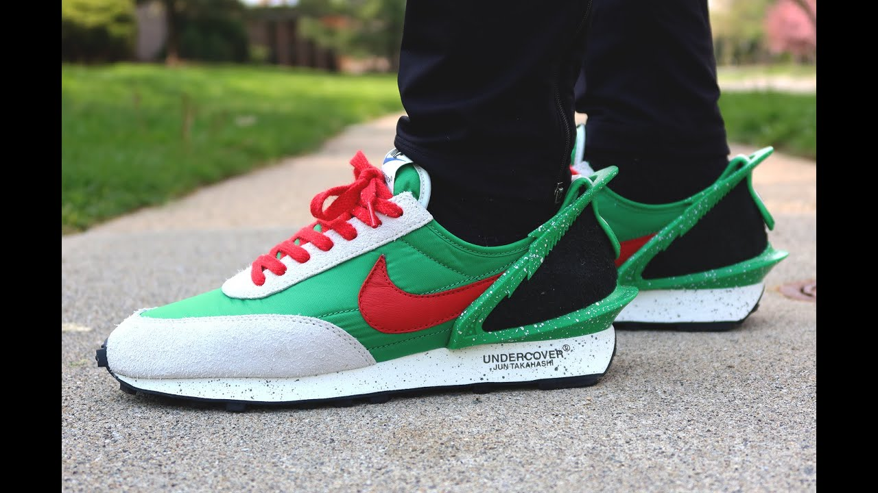 Undercover x Nike Daybreak 'Lucky Green