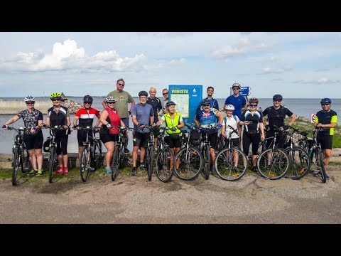 Cycle the Baltics 2017