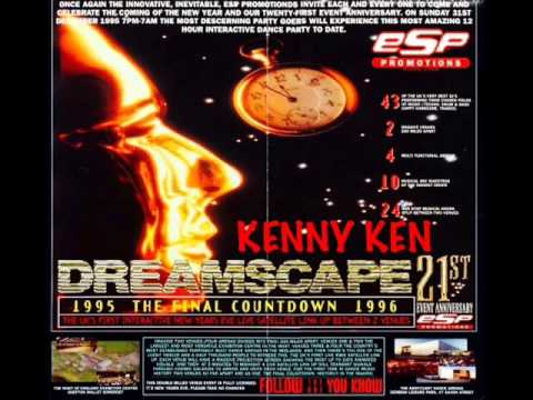 Kenny Ken @ Dreamscape 21 New Years Eve...