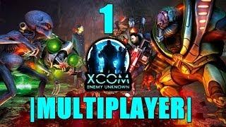 XCOM Enemy Unknown [MULTIPLAYER] #1 - Контр-снайпер