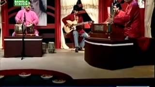 Monero rong legese boner polas joba asoke,Nazrul sangeet by Bizon misty