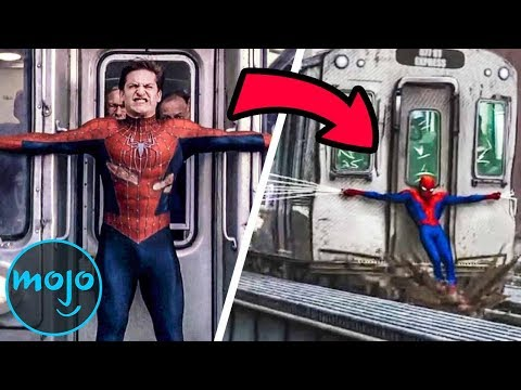 Top 10 Things You Missed in Spider-Man: Into the Spider-Verse