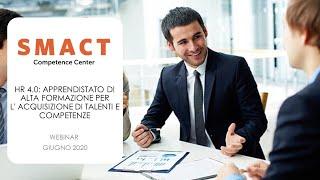 HR 4.0:   apprendistato di alta formazione per l'acquisizione di talenti e competenze
