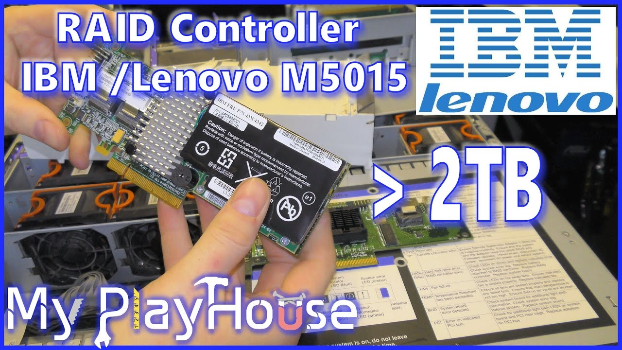 IBM M5015 RAID CONTROLLER DRIVERS FOR MAC
