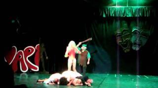 """GARDEN CLUB 2010 - SKETCH """"ROBIN HOOD"""""""
