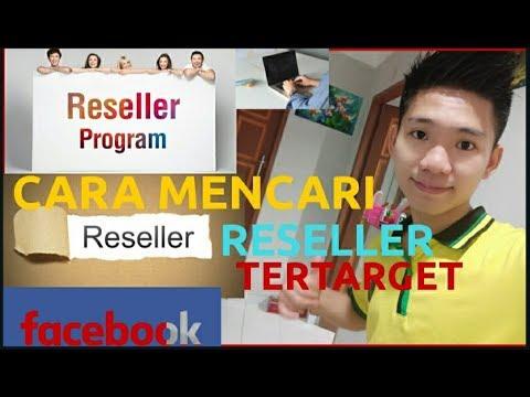 CARA MENCARI RESELLER || BISNIS ONLINE - YouTube