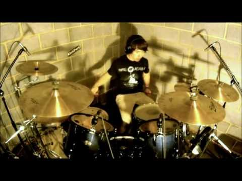 Adam's song Blink 182 JC drum cover