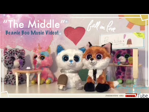 The Middle! ~ Beanie Boo Music Video!