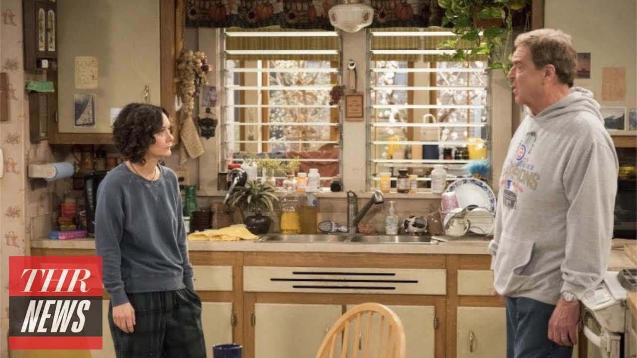 'The Conners': 'Roseanne' Spinoff Officially Moves Forward at ABC | THR News