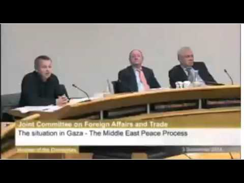 """Richard Boyd kicks the Israeli ambassador's arse and exposes Israel's """"apartheid state""""."""