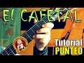 Download Como tocar el PUNTEO de EL CAFETAL en GUITARRA | Tutorial FACIL CUMBIA MP3 song and Music Video