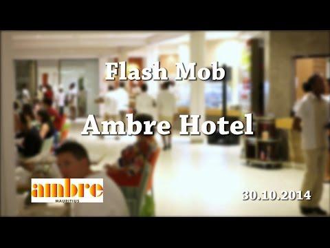 FlashMob Ambre Hotel Mauritius