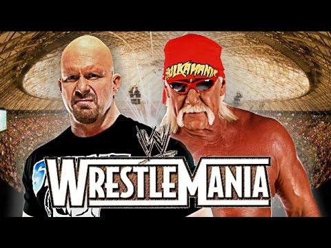 Hulk Hogan vs Stone Cold Wrestlemania 31 Promo HD