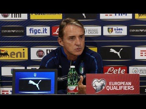 """Mancini: """"Voglio una squadra ancora più aggressiva"""""""