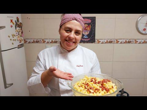 Receita de Macarrão com Queijo (Mac and Cheese)