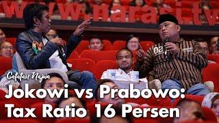 Download Video Nobar Debat Pilpres: Bawa Asyik Politik - Tax Ratio 16 Persen (Part 4) | Catatan Najwa MP3 3GP MP4