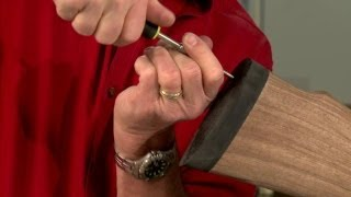Gunsmithing - How to Install Recoil Pad Presented by Larry Potterfield of MidwayUSA