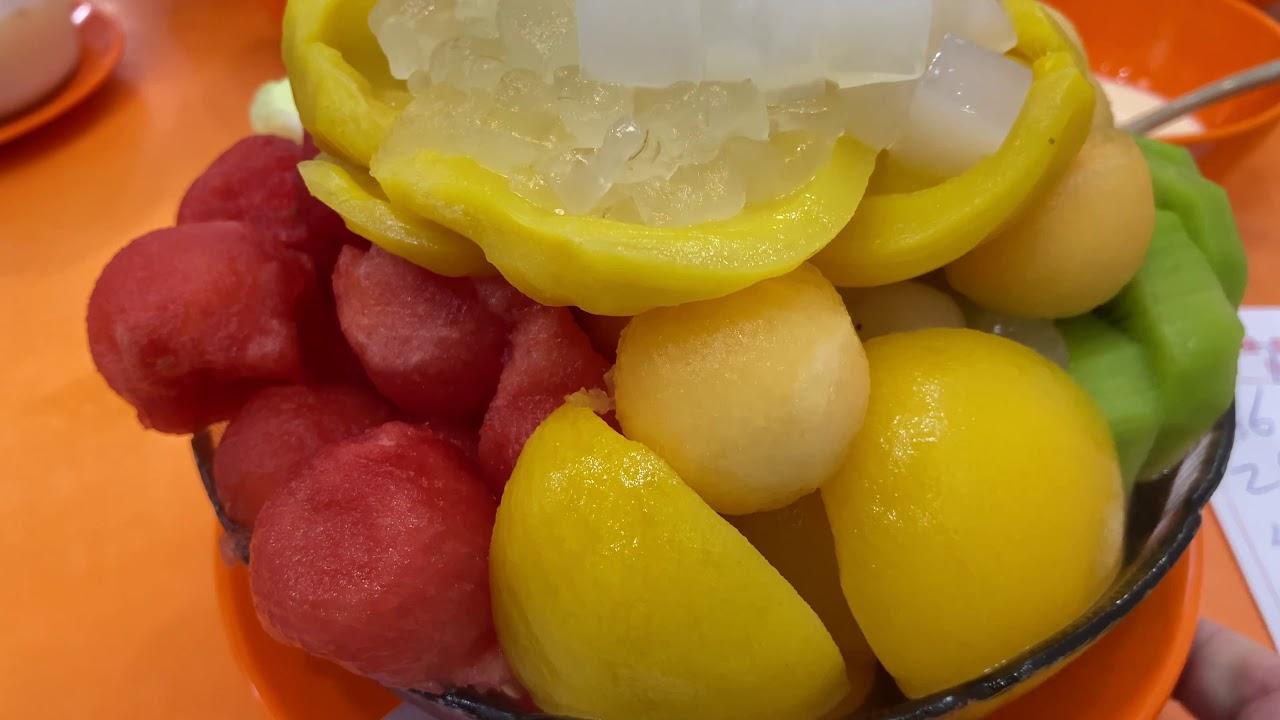 Hong Kong Food - Kei Kee Dessert 香港美食 - 佳記甜品(B仔涼粉) - YouTube