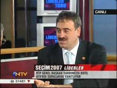 NTV : Selim Kotil Milli Ekonomi Modeli'ni anlatıyor 1/2