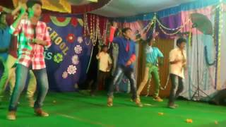sundari song amazing performance by 10th class students on sms school school day celebrations