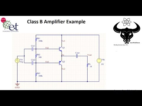 Cl B Amplifier Efficiency Calculation - YouTube B Amp Schematic Diagram on block diagram, exploded view diagram, wiring diagram, yed graph diagram, concept diagram, schema diagram, cutaway diagram, problem solving diagram, circuit diagram, flow diagram, carm diagram, critical mass diagram, line diagram, electric current diagram, isometric diagram, system diagram, sequence diagram, network diagram, process diagram,