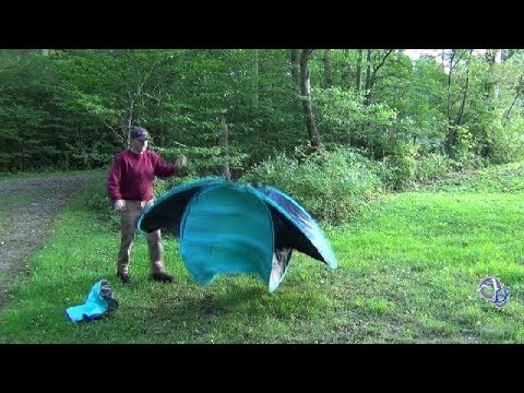 The Only Tent You Will Ever Want - How to Set Up and Fold Up