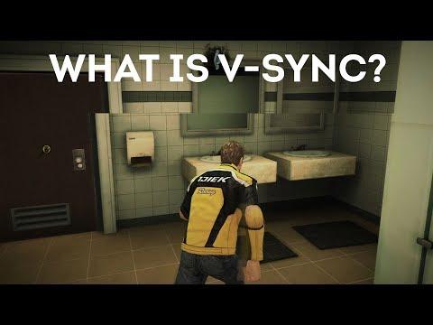 tera vertical sync