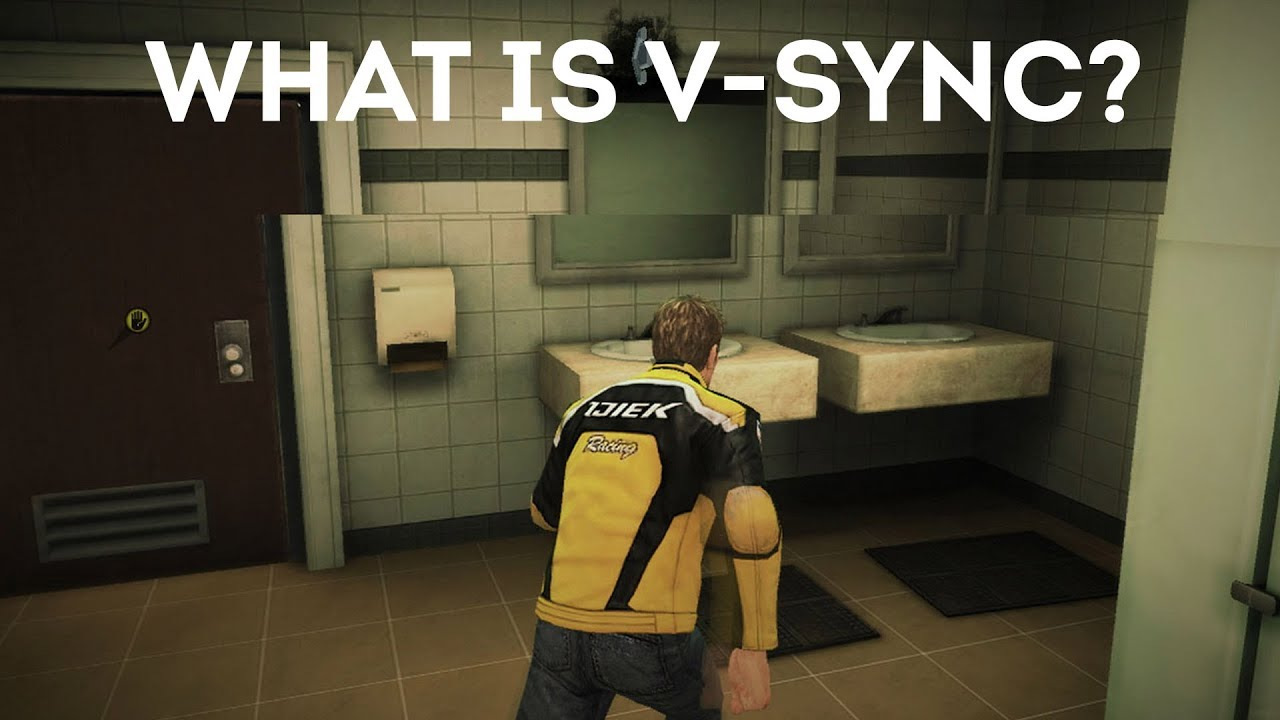 What Is V-SYNC And Should You Use It? [Simple Explanation]