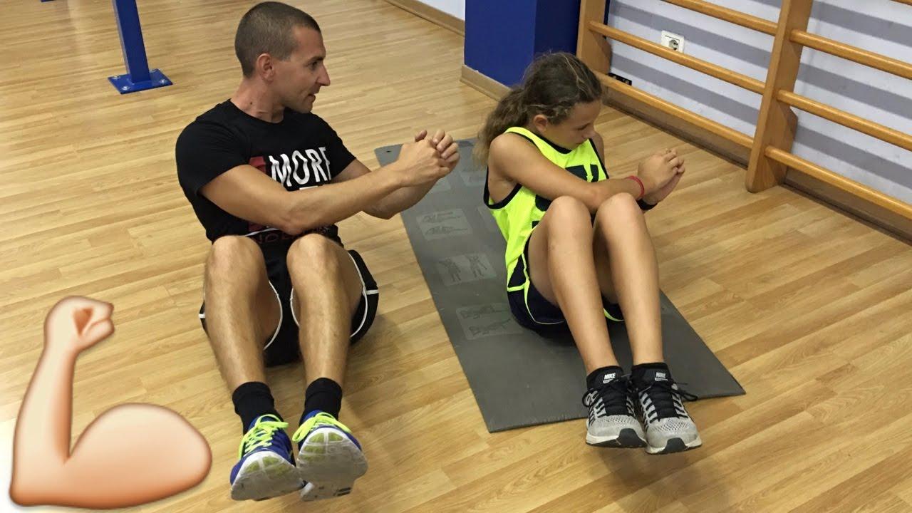 10 esercizi per perdere peso per i bambini