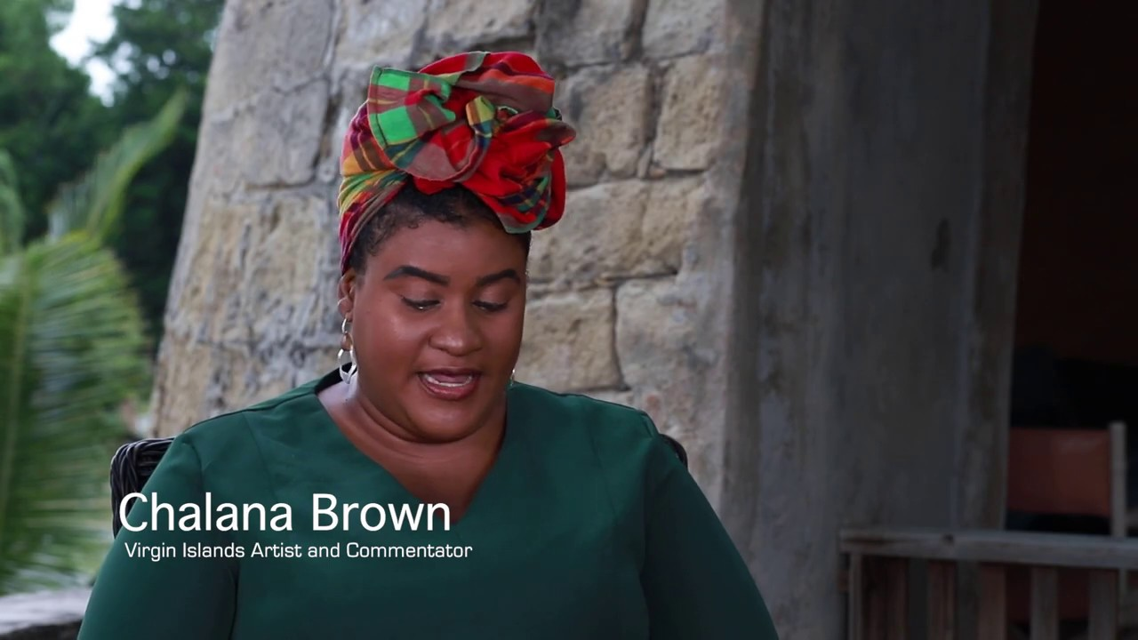 Sen. Allison DeGazon Interview with Chalana Browne
