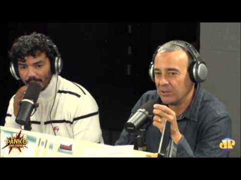 Programa Pânico no Rádio - Alexandre Borges e Fioravante Almeida - 15/08/2014