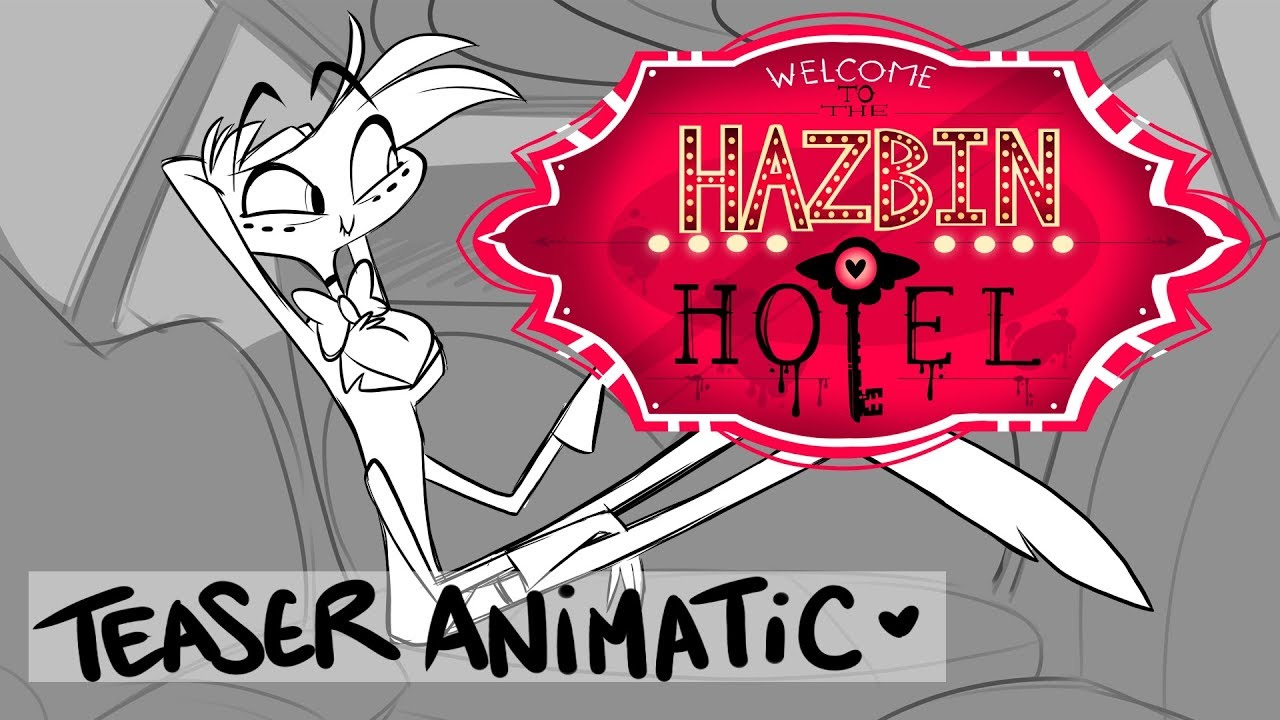 HAZBIN HOTEL TEASER- Limo Fun (Animatic)