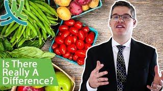 Why Eat Organic Food? - Benefits Of Organic Food