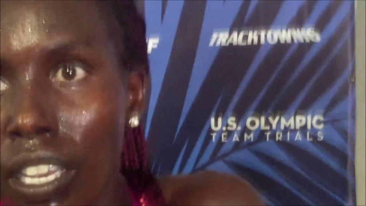 Olympic Marathon Trials: Rupp and Tuliamuk Win.