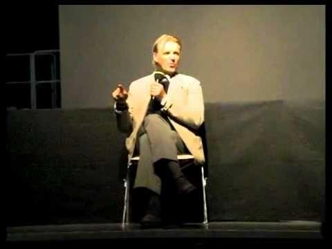 David Rasche Interview (1/6)