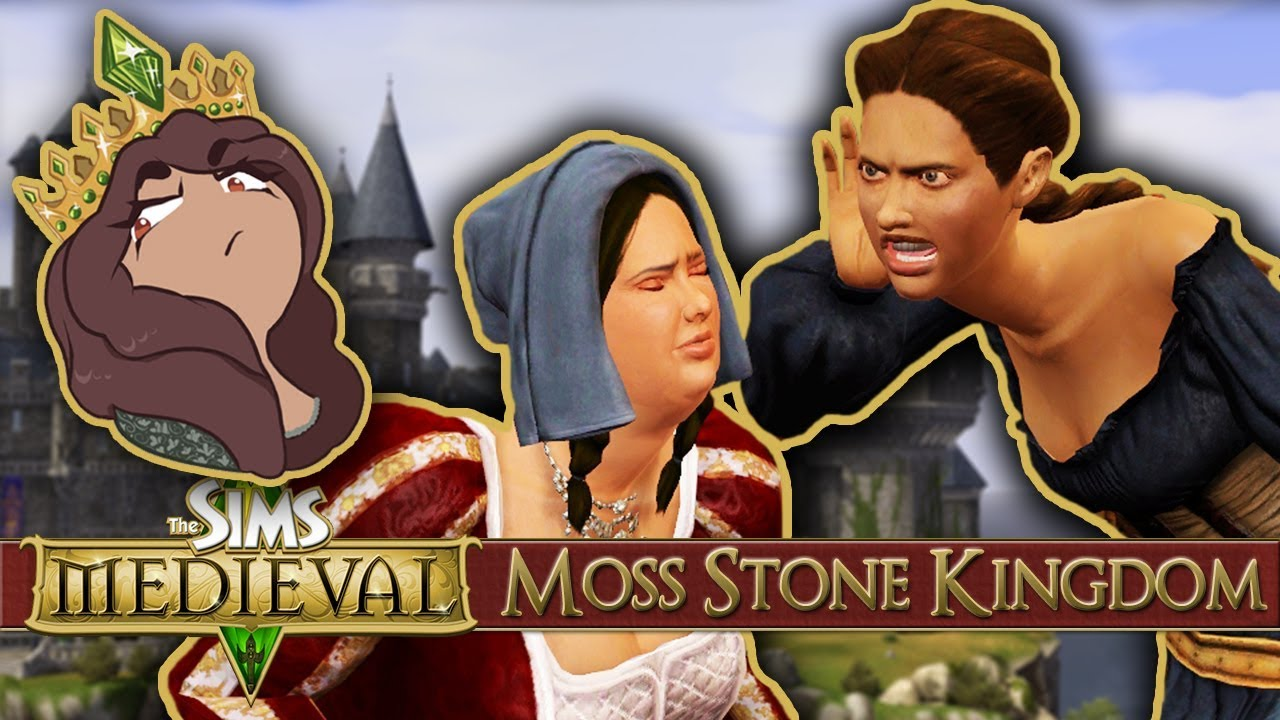 Download Sharp Edges of a Spy's Persuasion!! 👑 Sims Medieval: Long Live The Queen! - Episode #4
