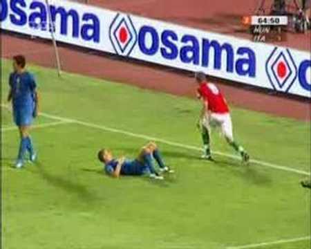 Hungary - Italy 3-1 (gólösszefoglaló)