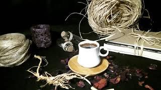 Türk kahvesi kahve sunumu kahve keyfi
