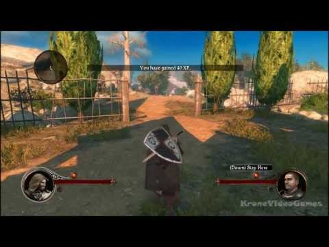 The First Templar - Steam Special Edition Gameplay PC HD
