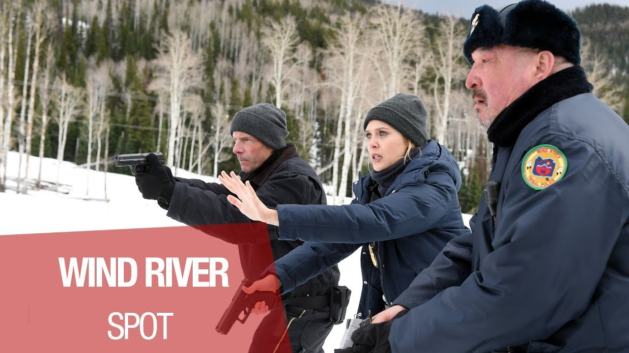 "WIND RIVER - Spot 30"" - VF"