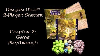 Dragon Dice™ Field Guide: Game Playthrough - 3rd Edition 2-Player Starter