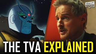 LOKI Explained: Who Are The TVA, Time Keepers Mobius M Mobius And Kang The Conqueror Theory