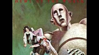 Queen - We Will Rock You fast (rare studio version)