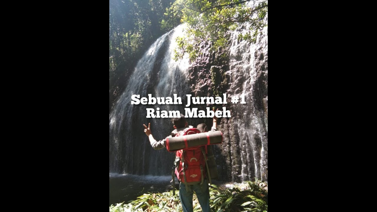 Jatuh Bangkit Riam Mabeh Seluas Kalimantan Barat