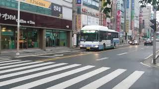 금정구 장전동 롯데마트 사라진 후 부산버스들(1)