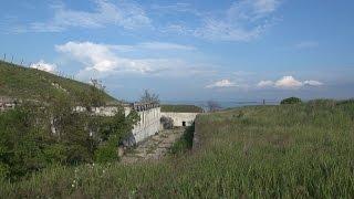 Керченская крепость.(На сайте www.555hf.tv (интернет-телевидение) Вы можете посмотреть эту передачу полностью онлайн бесплатно. Смотр..., 2016-05-17T06:18:23.000Z)