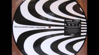 GRANDMASTER FLASH FEAT MELLE MEL - WHITE LINES